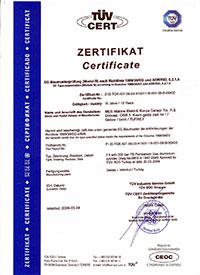 2-lt-Endüstriyel Tüp Sertifikası