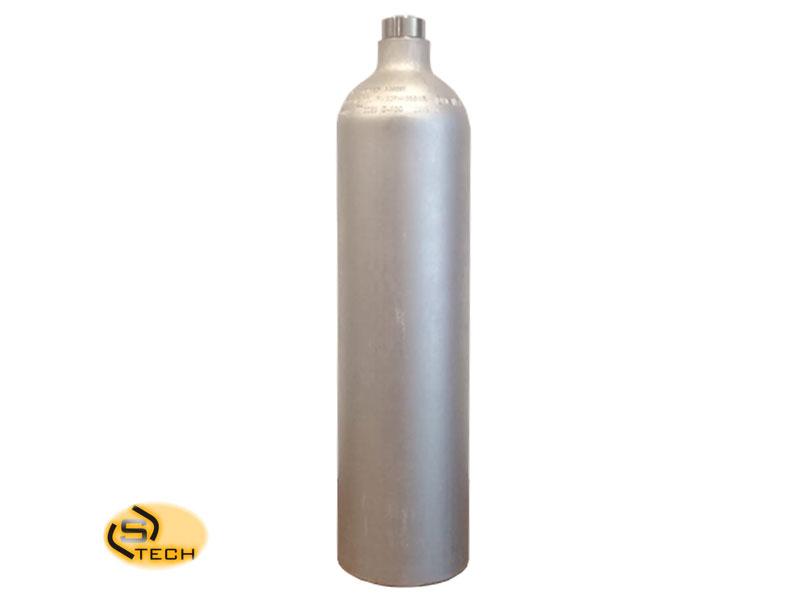 Alüminyum Endüstriyel Gaz Tüpleri
